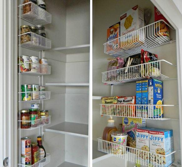 Kitchen Organizing Pantry