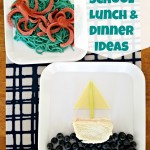 Back to School Lunch and Dinner Ideas