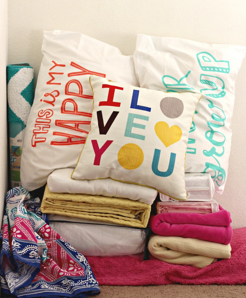 Dorm Room Bedding Essentials