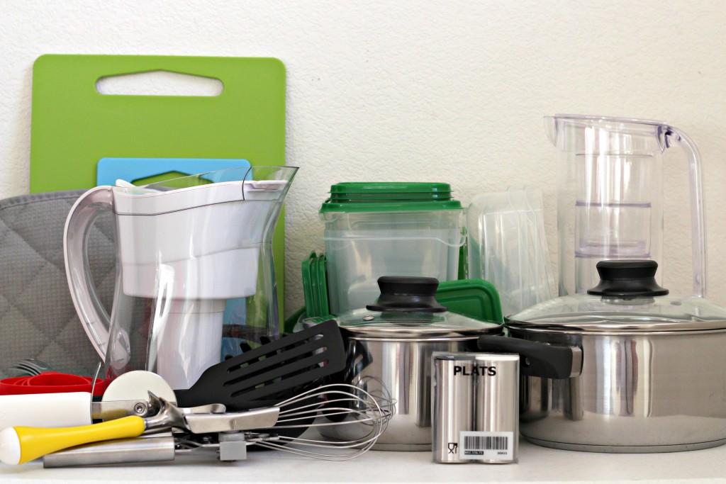 Dorm Room Kitchen Essentials