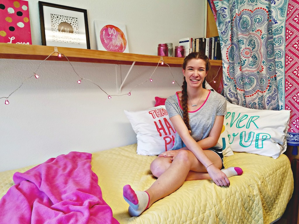 Dorm Room with Emilee