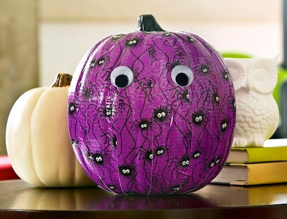 halloween-kids-crafts-duct-tape-pumpkin