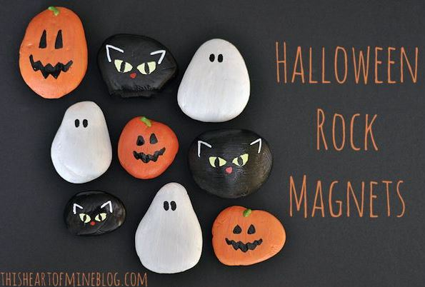 halloween-kids-crafts-halloween-rock-characters