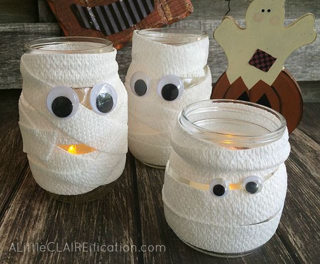 halloween-kids-crafts-mummy-jars