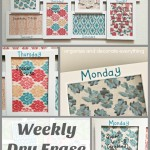 Weekly Dry Erase Board