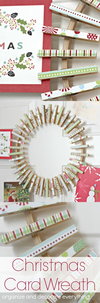 clothespin-christmas-card-wreath-a-creative-way-to-display-christmas-cards