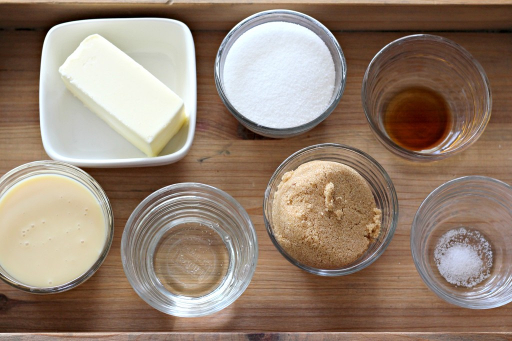 homemade-caramels-ingredients