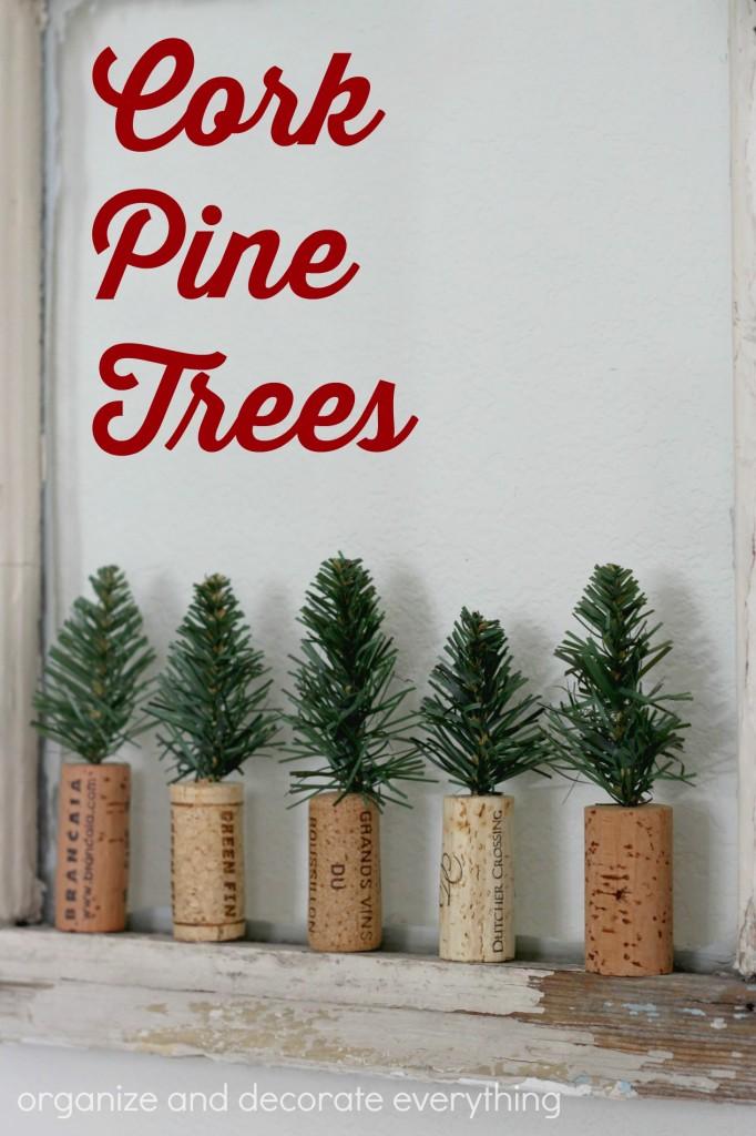 mini-cork-pine-trees-are-easy-christmas-decorations