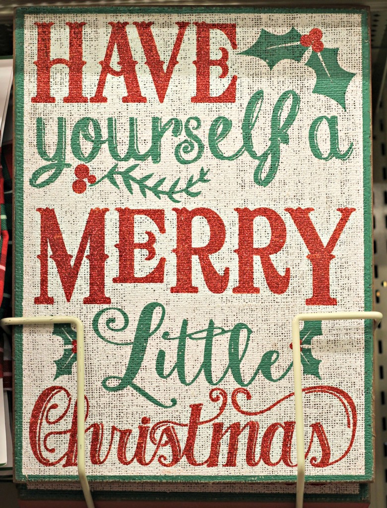 traditional-red-and-green-merry-little-christmas-sign