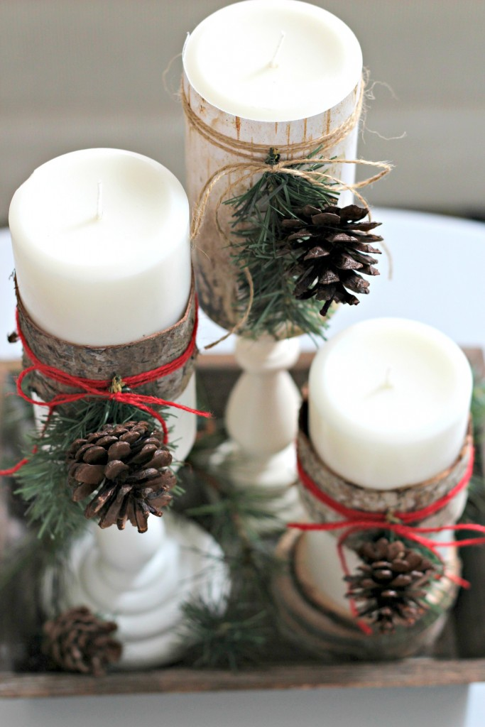 wood-wrapped-candles-christmas-decorating