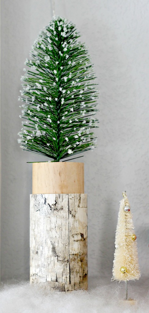 merry-woodland-mantel-wrapped-candle