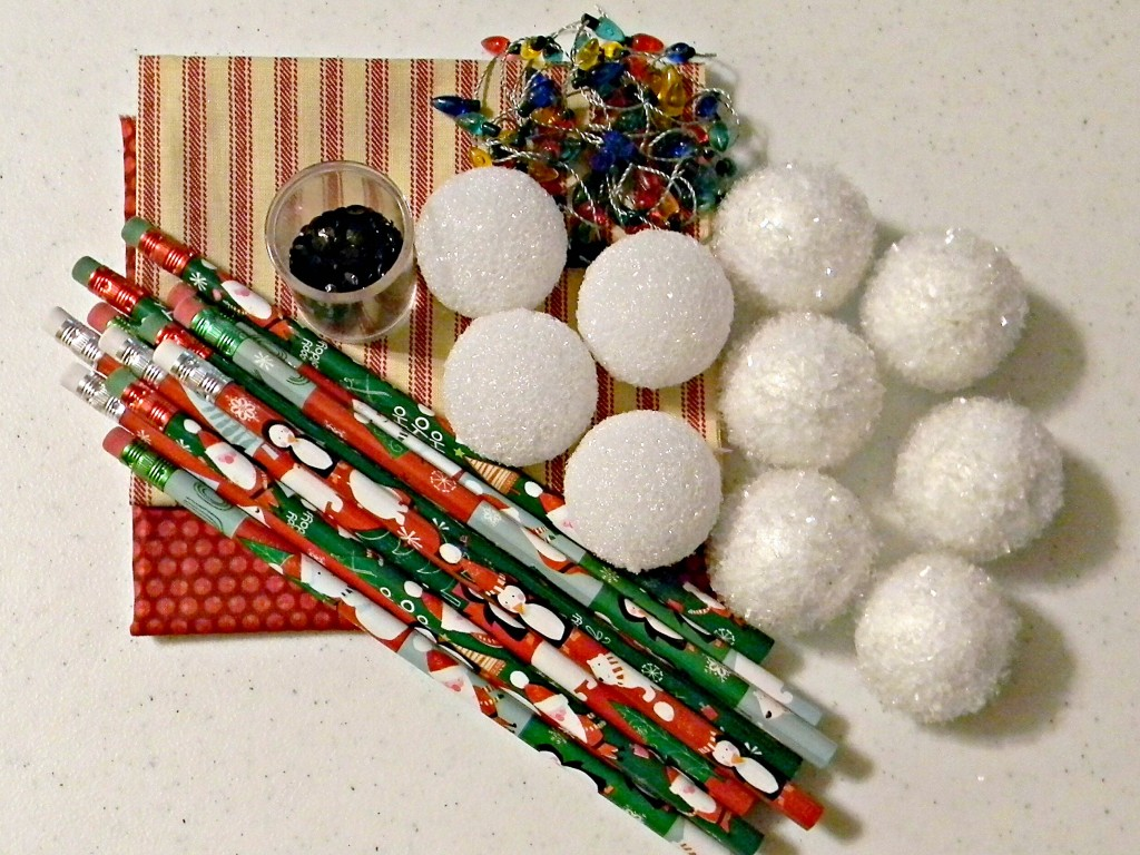 snowman-pencil-topper-supplies