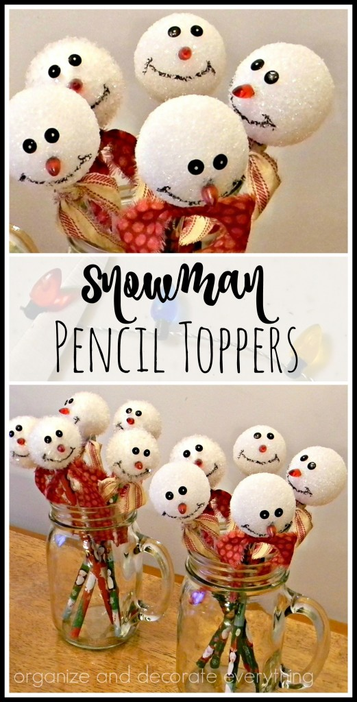 snowman-pencil-toppers-organize-and-decorate-everything