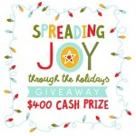 Spread Joy this Holiday Season (and giveaway)