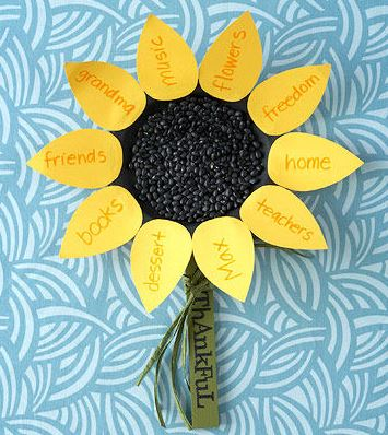 sunflower-thanksful
