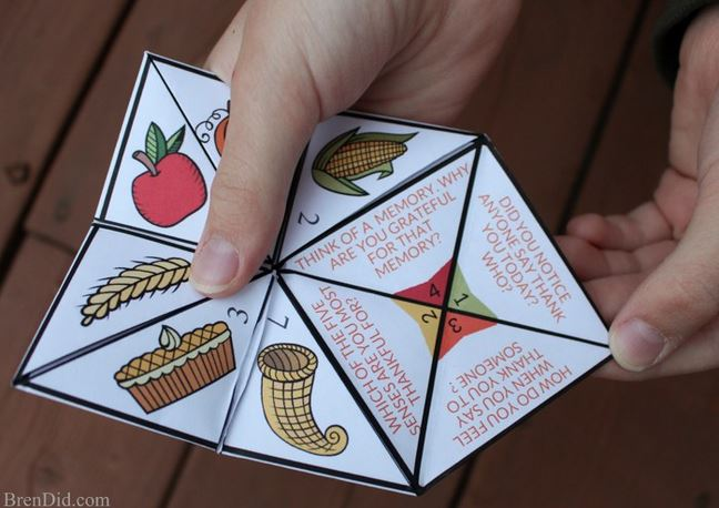thanksgiving-cootie-catcher