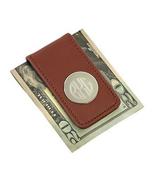 monogram-money-clip