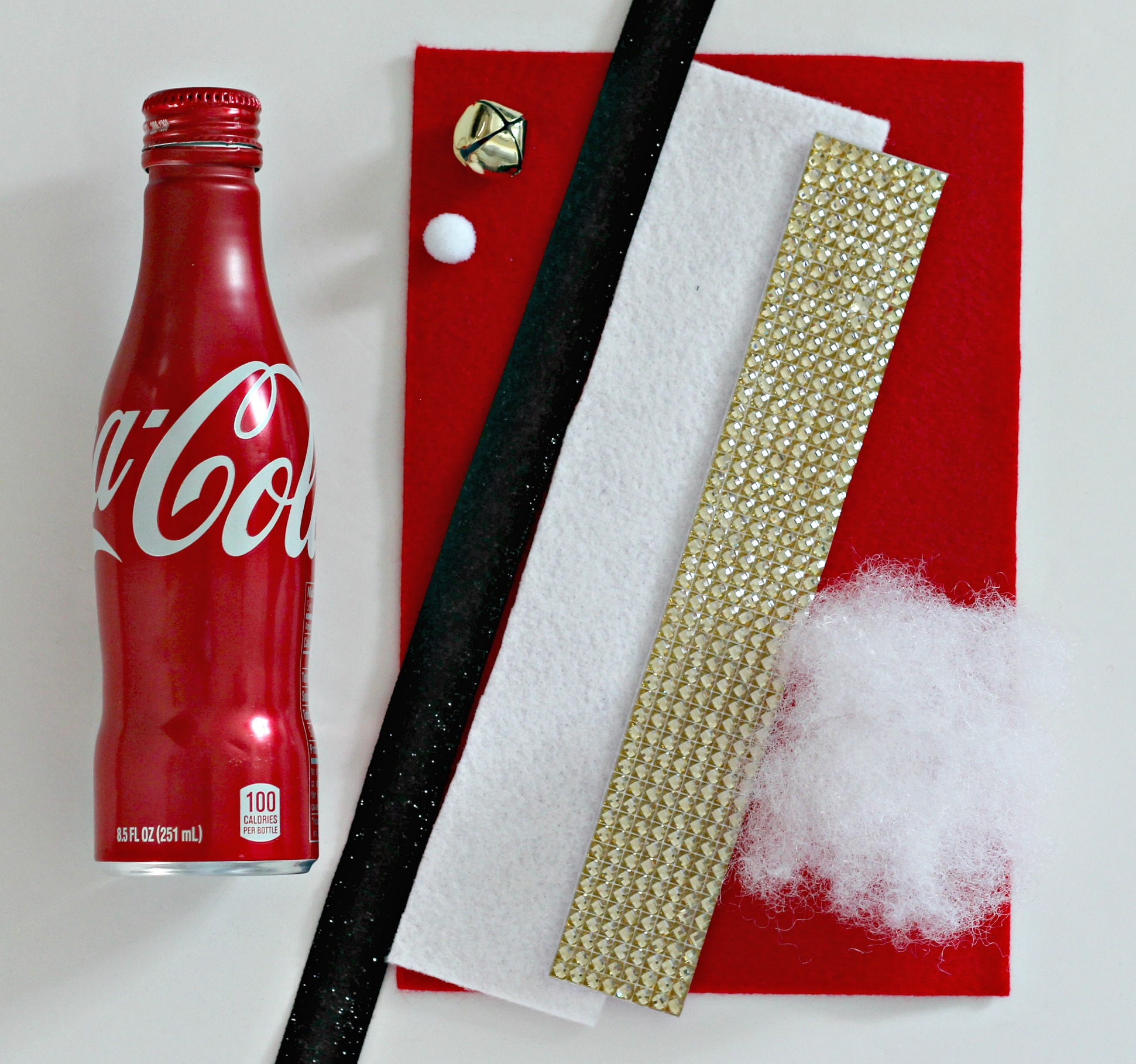 Coca-Cola Bottle Ornaments - Organize and Decorate Everything