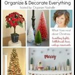 Christmas Season Home Tour 2016