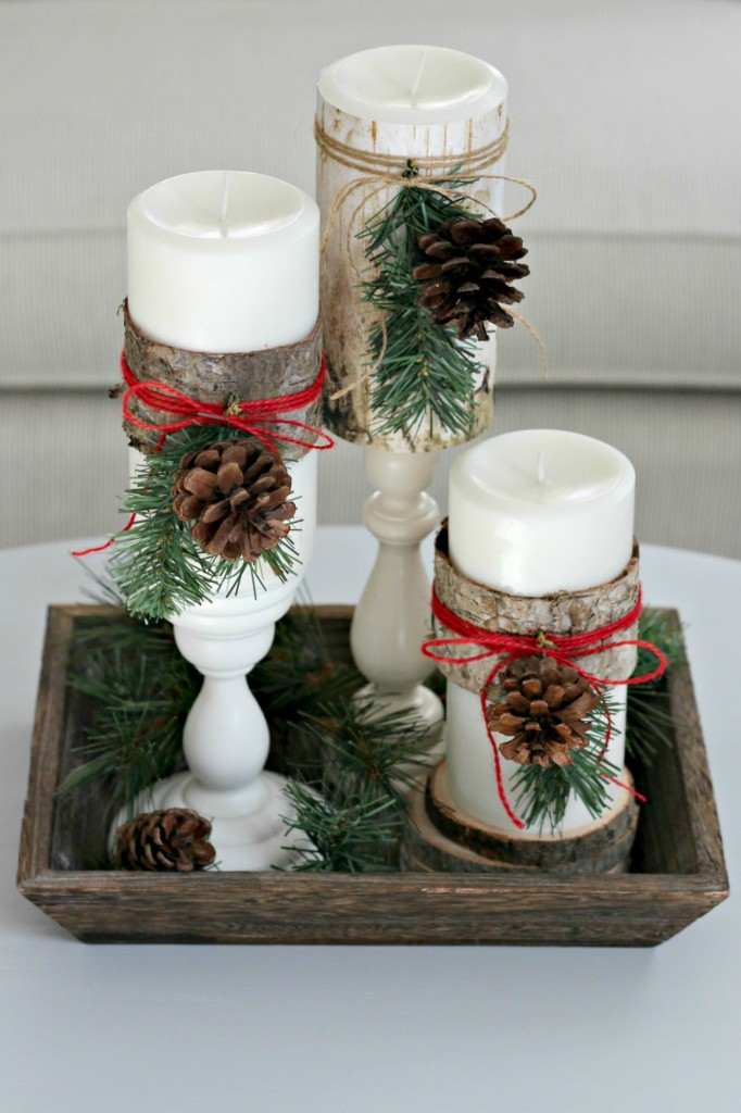 Thrifty Christmas Decorating - Organize and Decorate Everything