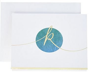 monogram-note-cards