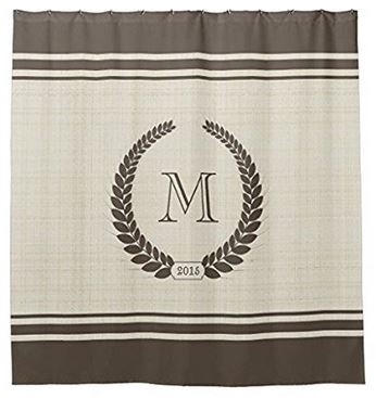 monogram-shower-curtain