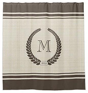 monogram-shower-curtain