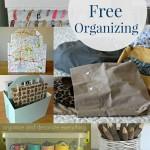 Almost Free Organizing