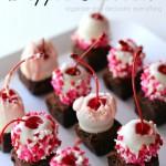 White Chocolate Dipped Cherries