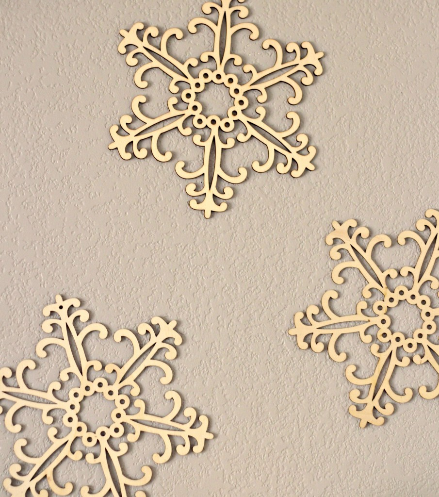 winter-trees-mantel-wood-snowflakes