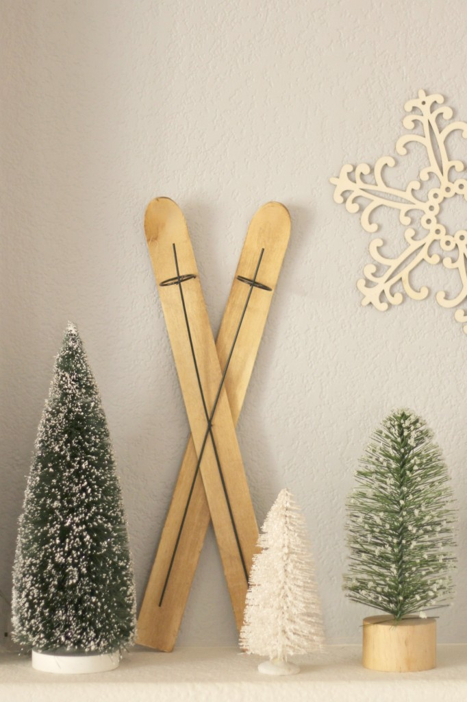 winter-trees-mantel-trees-and-skis