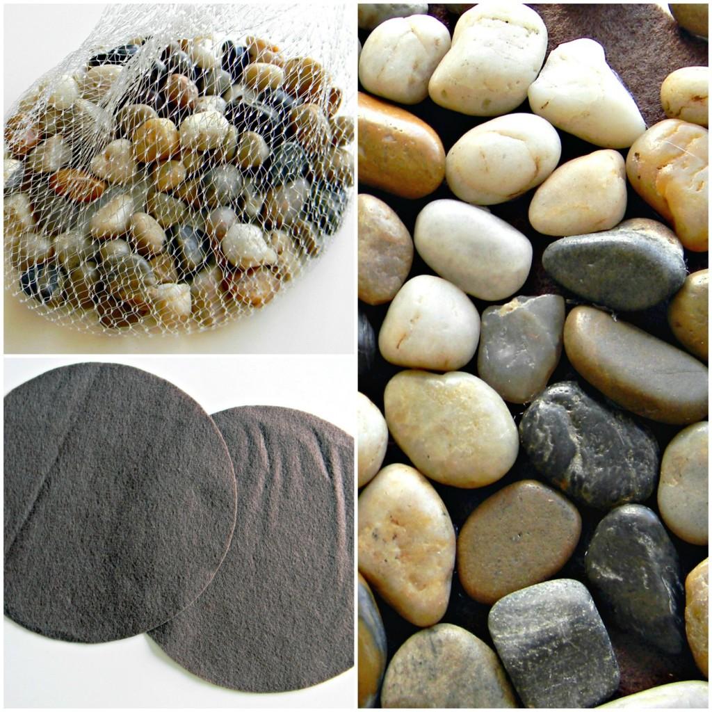 Rock Trivet supplies