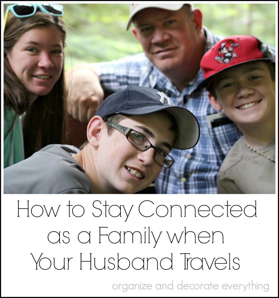 How to Stay Connected as a Family photo