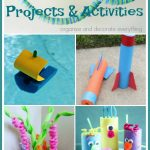 Pool Noodle Projects and Activities