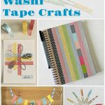 Quick and Easy Washi Tape Crafts