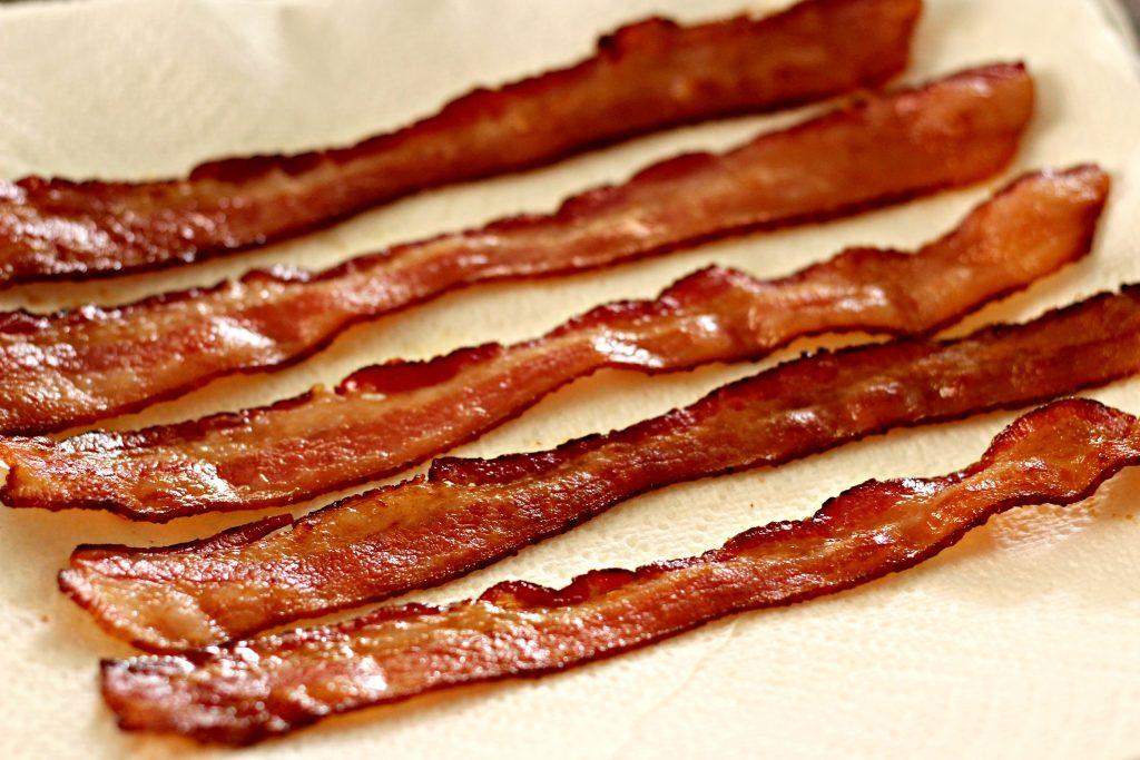 bean and bacon soup baked bacon