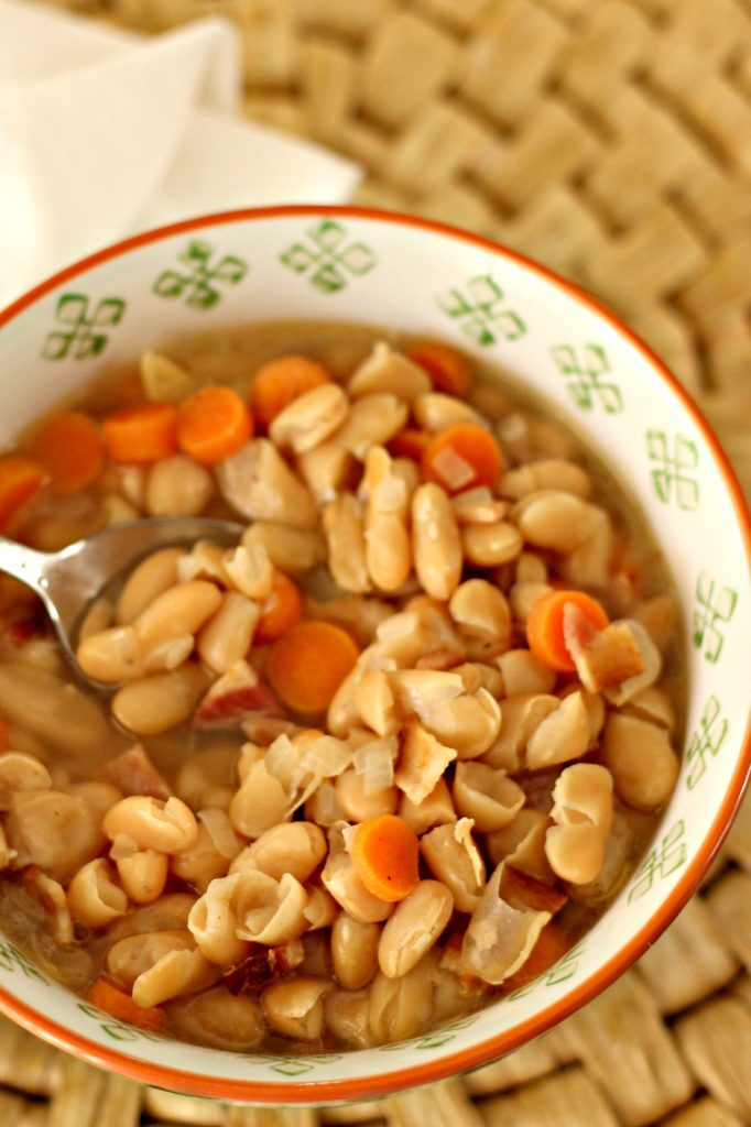 Bean with Bacon Soup Bushs Beans