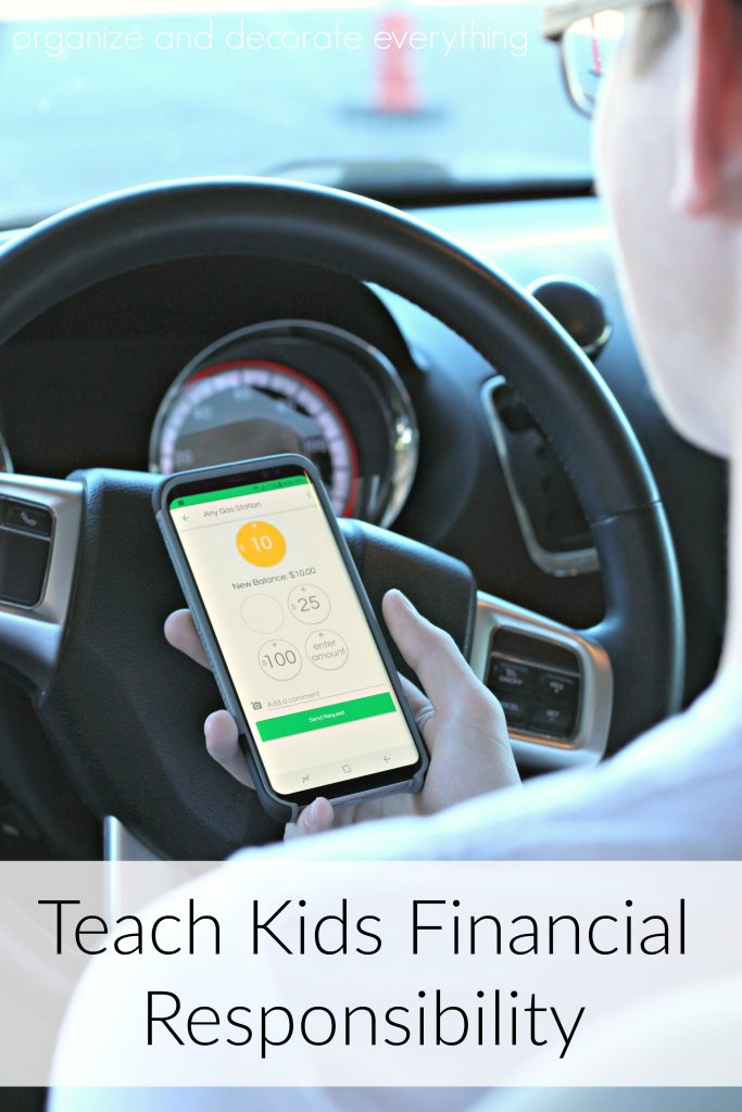 Greenlight App an Easy Way to Teach Kids Financial Responsibility