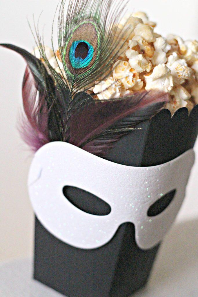 masquerade popcorn kettle corn