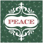 Peace Joy Noel Printables