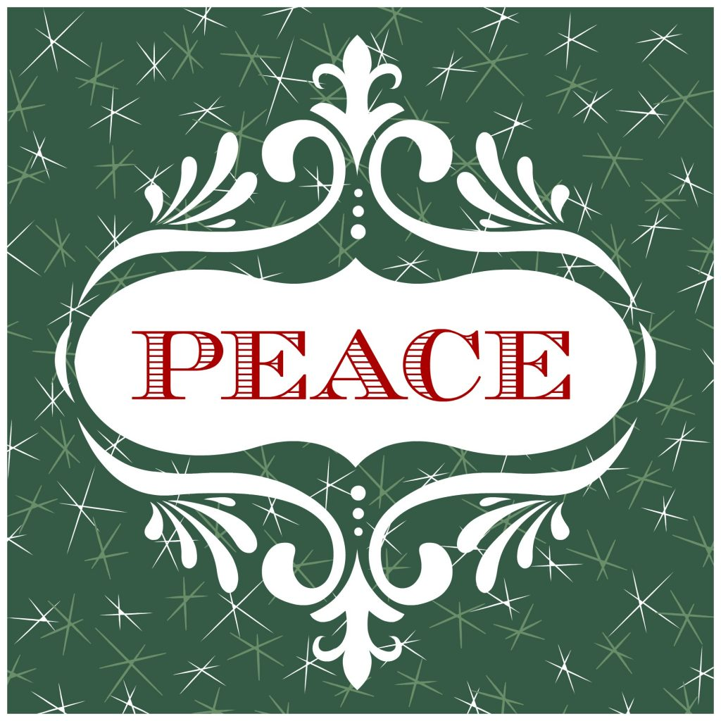 peace printable