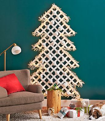 lattice tree