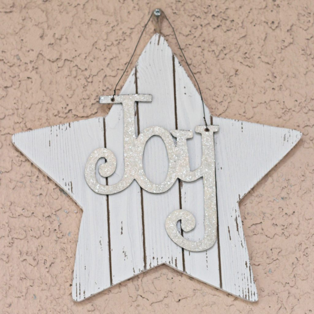 Front Porch Joy Star