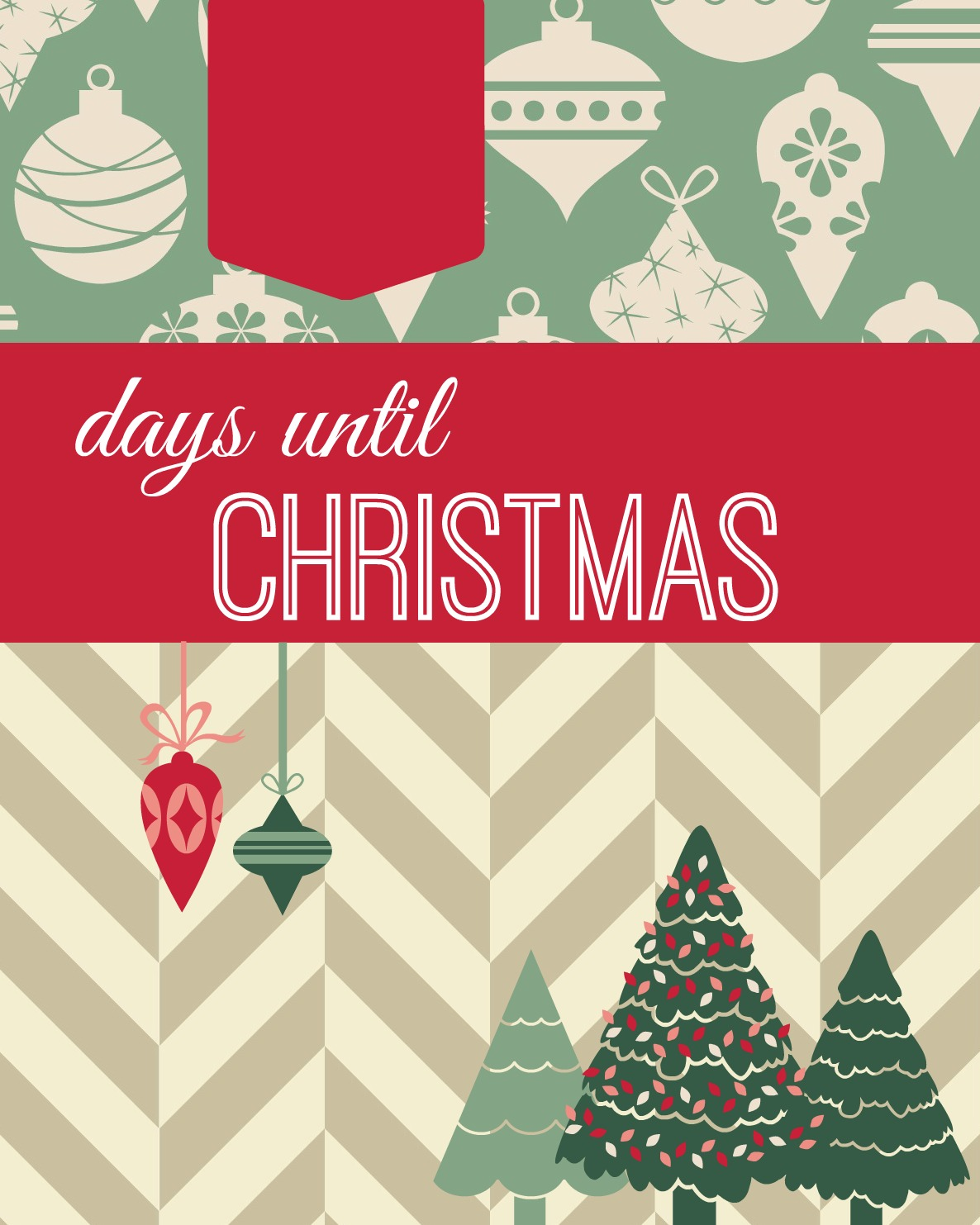 Countdown To Christmas.Christmas Countdown 2 Organize And Decorate Everything
