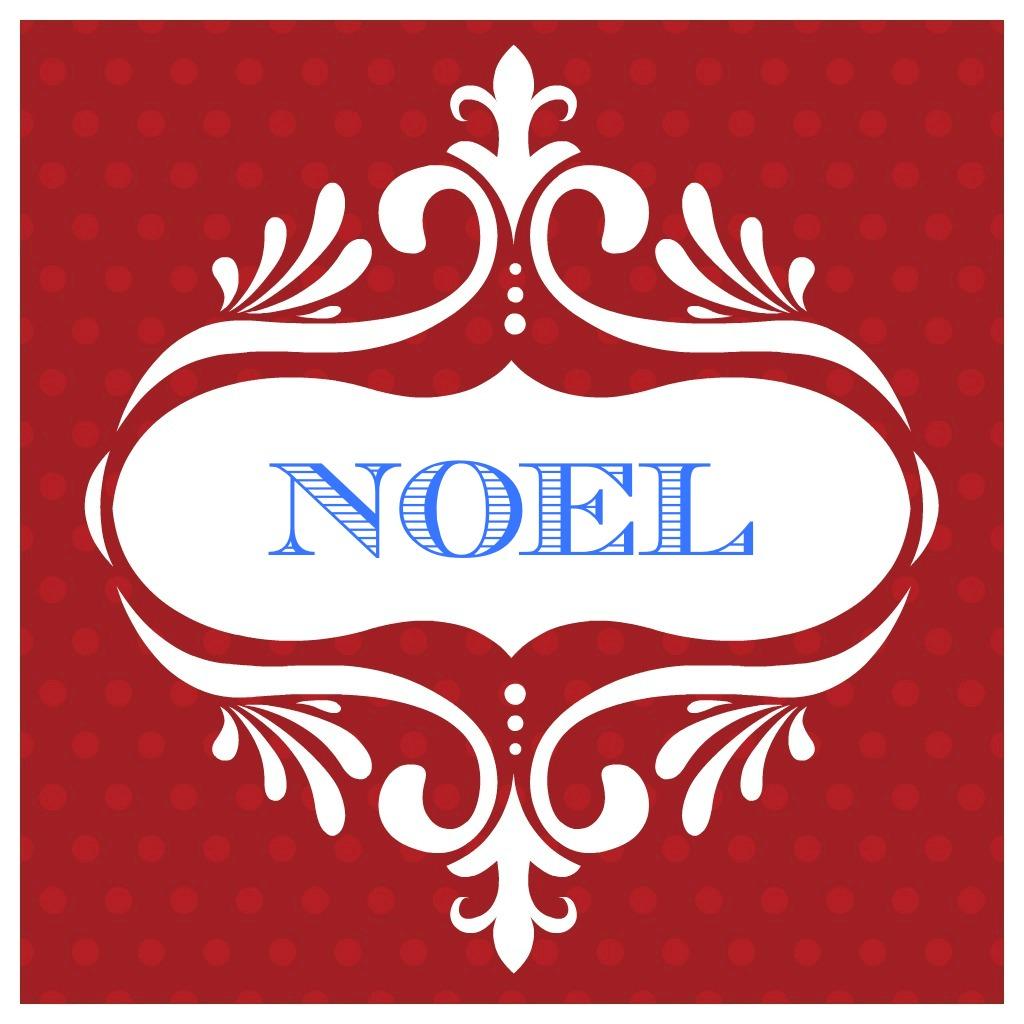 noel printable