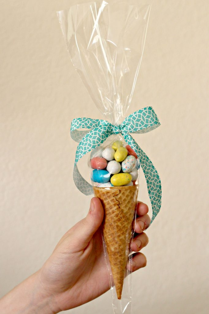 Candy Cone gift