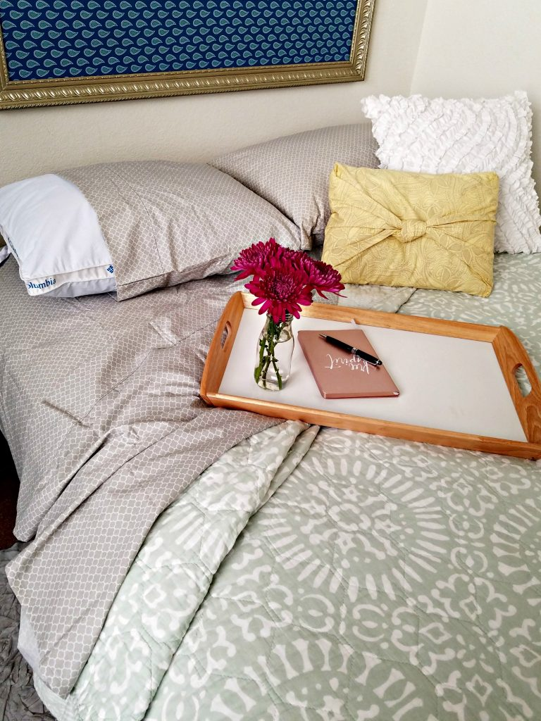 Comforts of Home Decorating Bedroom 4