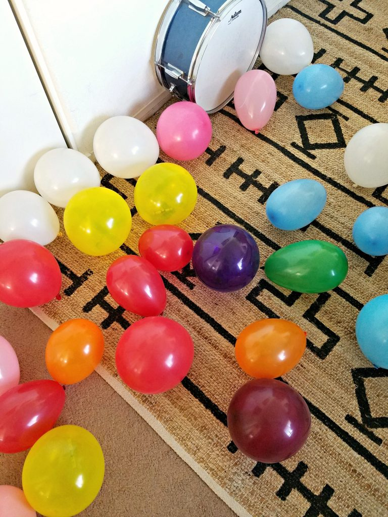 Birthday Balloons Avalanche 4