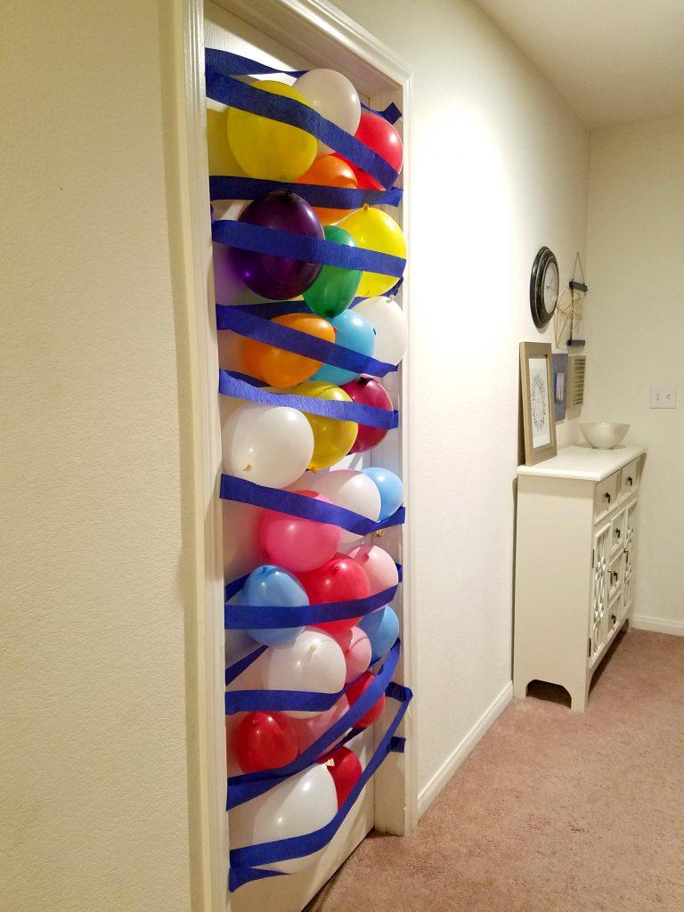 Birthday Balloon Avalanche 3