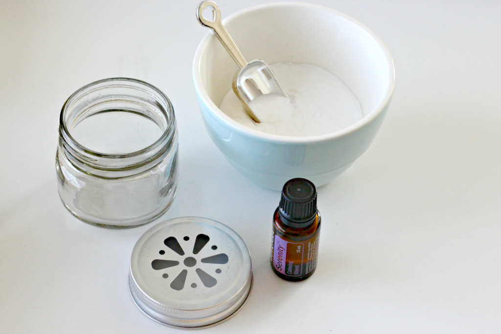 DIY Air Freshener ingredients